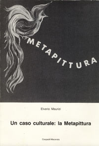 Catalogo mostra Metapittura, Ed. Coopedit Macerata, 1982
